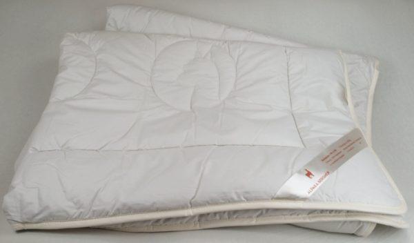 Bettdecke gefüllt mit Alpaka Faser